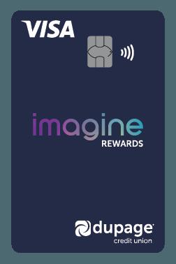 DuPage Imagine Rewards credit card